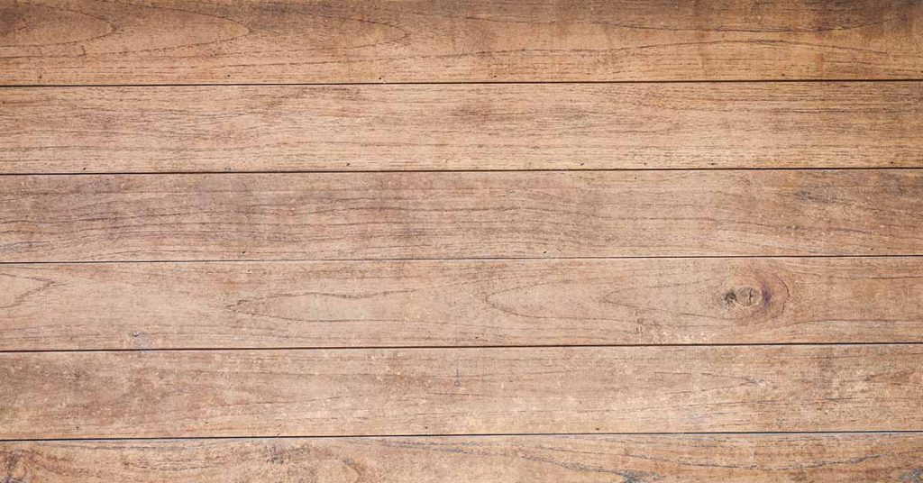 Hoe verwijder ik krassen, strepen en vlekken uit mijn parketvloer?
