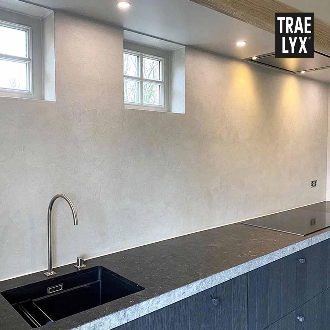 Met welke verf kan ik het best de keuken schilderen? Trae Lyx
